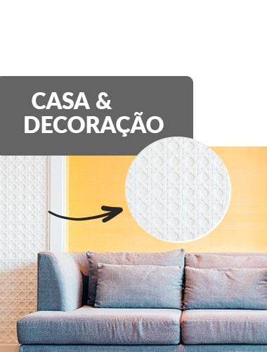 Banner Secundário Casa e Decoração